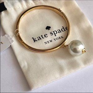 🎈SALE🎈Kate Spade faux pearl bangle